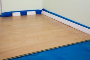 Laminate Underlayment Do Not Use A Vapor Barrier Er On Wood Sub Floors