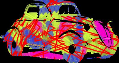 Fiat Topolino a Colori