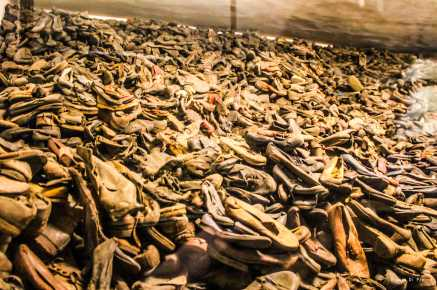 Auschwitz 6 - Photo: Flavia Di Pierro