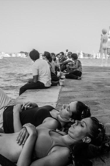 Riposo a Venezia - Photo: F. Giannotti