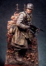 Rosengrant Unter Offizier 1944