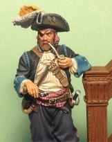 Pegaso Pirate Quartermaster