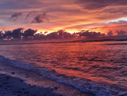 Coucher du soleil Lombok
