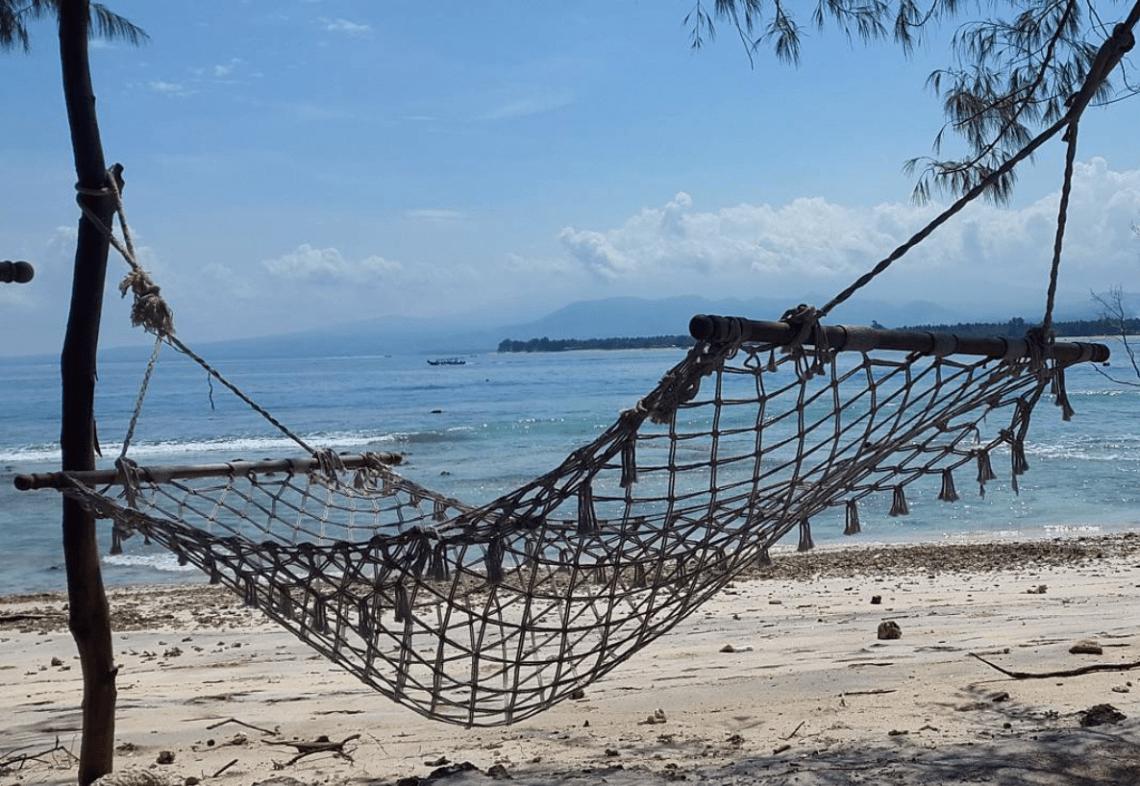 Dormir à Lombok avec moins de 12€