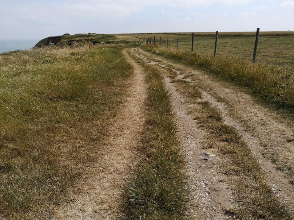 Chemin des douaniers Étretat