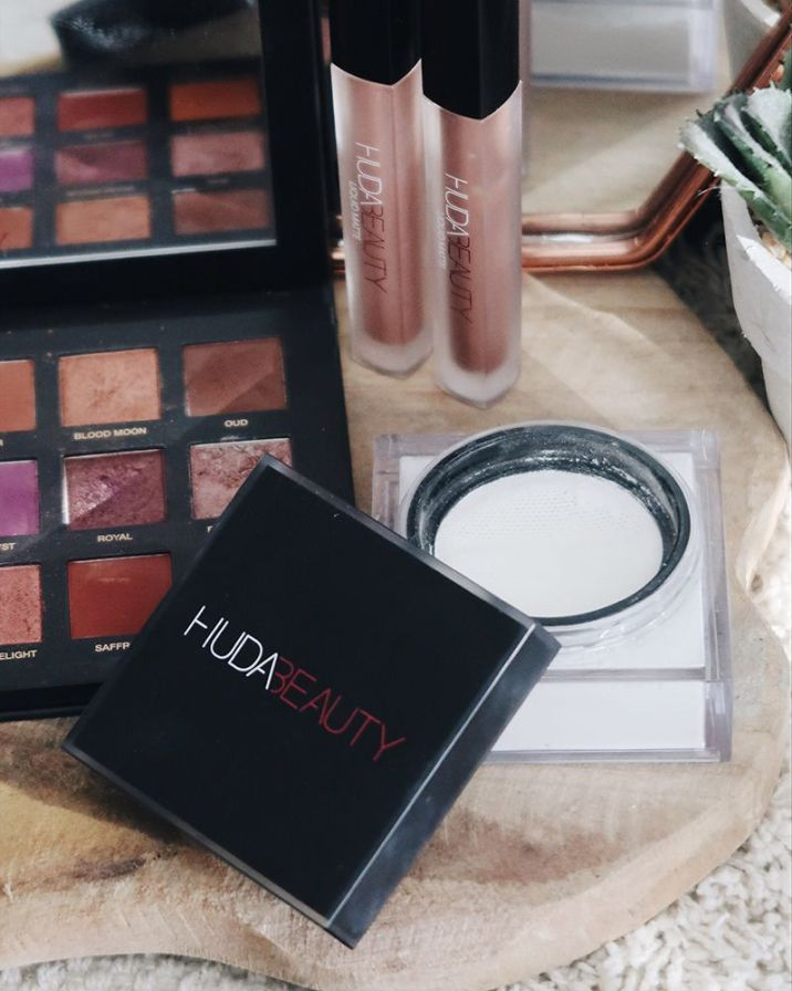 huda beauty easy bake