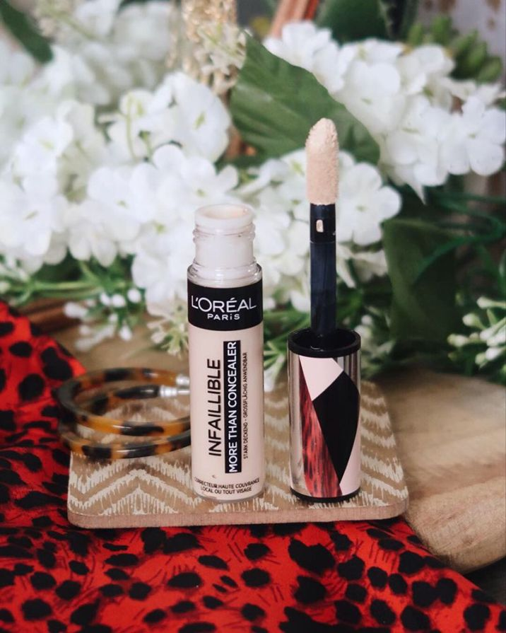 infaillible concealer loreal