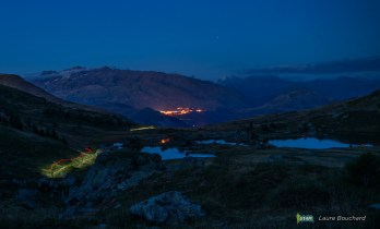 Plateau du Fourchu by night (Source Flickr : UT4M)