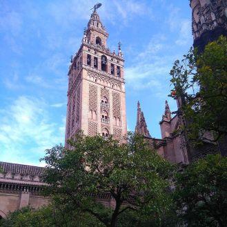 #seville Époustouflante Cathédrale gothique de Séville