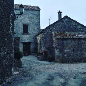 La Couvertoirade #Aveyron