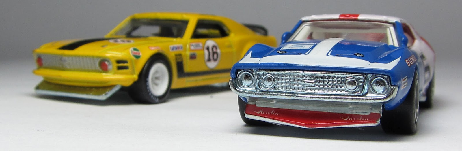 Model of the Day: Hot Wheels Marc Donohue's '71 AMC Javelin