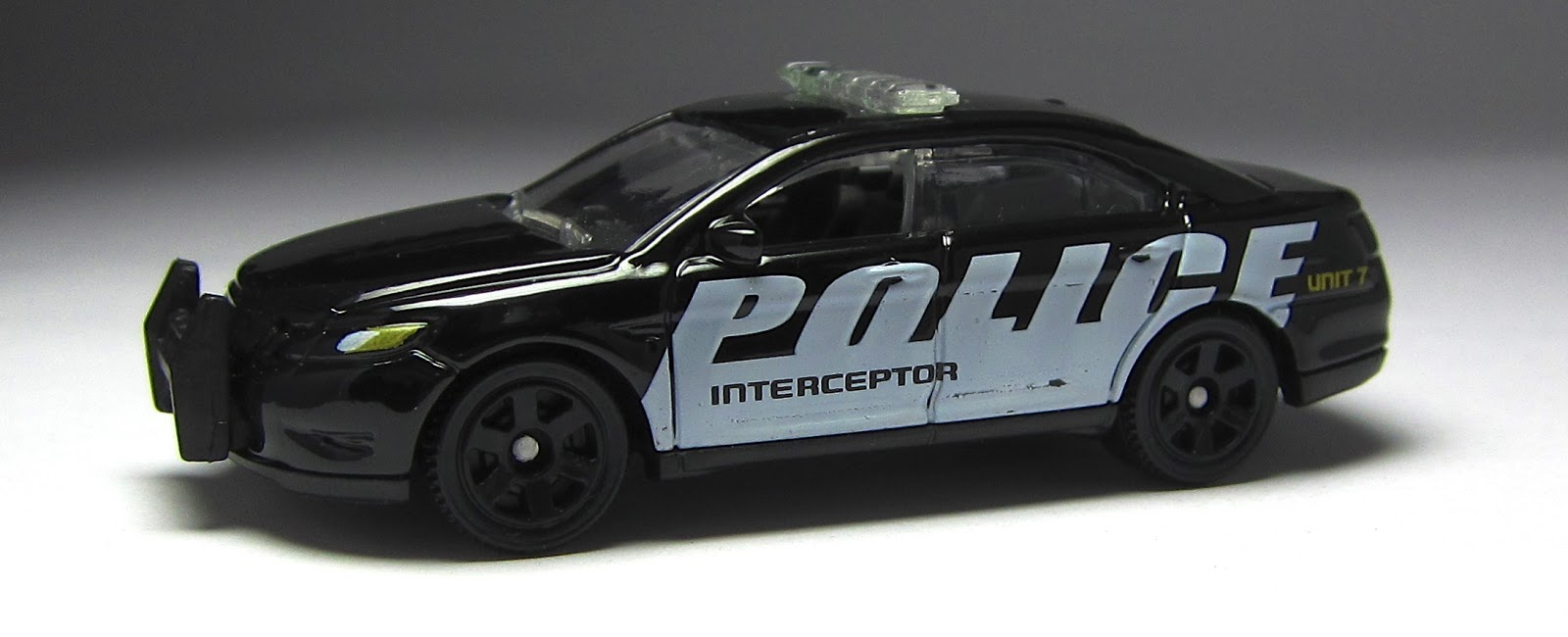 3inchDiecastBliss: Custom Matchbox Ford Falcon Police
