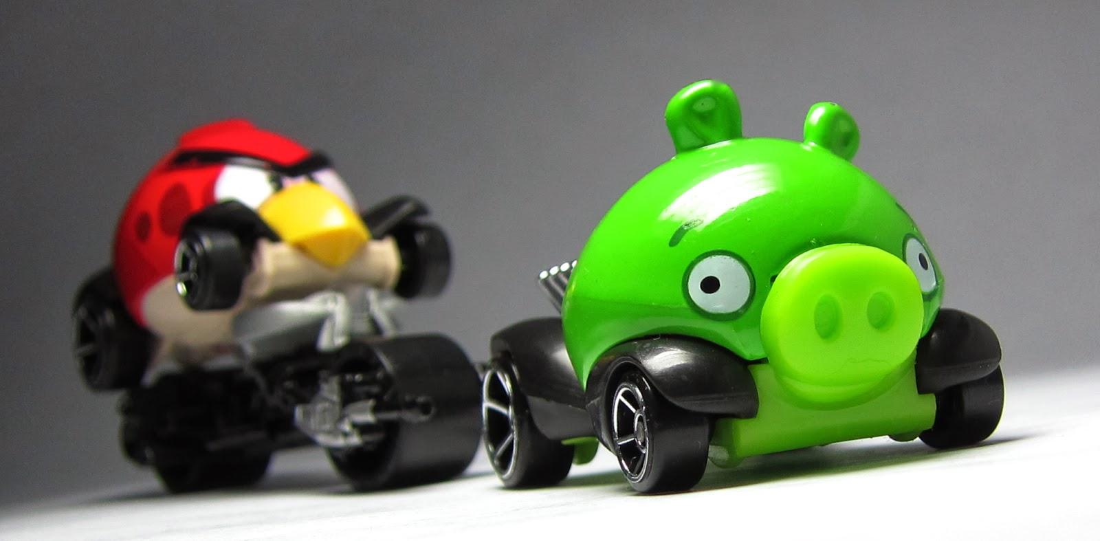 First Look  Hot Wheels Batman Bat Pod Angry Birds Red Bird Minion Pig And A Brand New Wheel