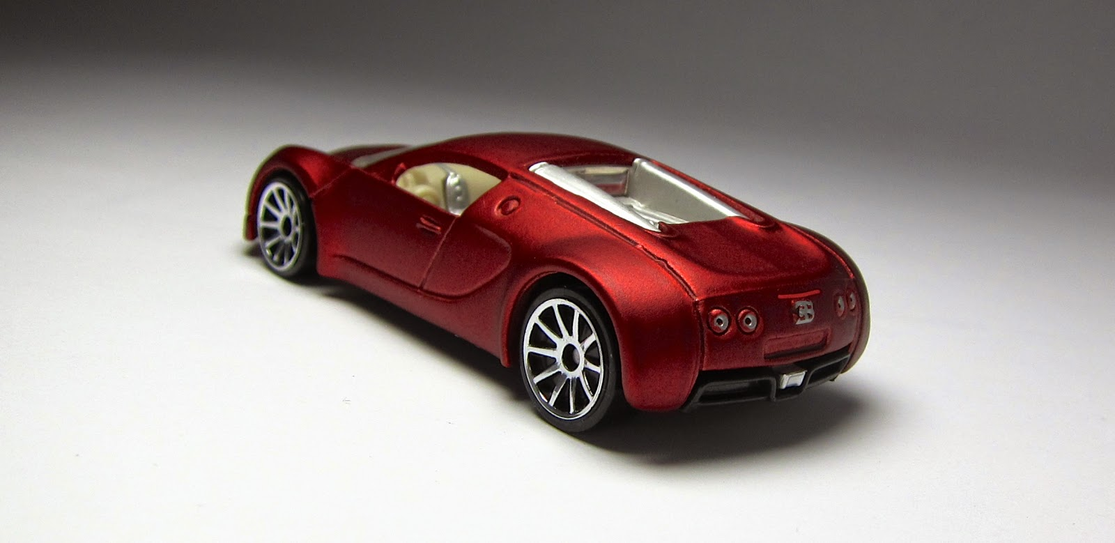 Model of the Day: 2010 Hot Wheels Walmart Exclusive Bugatti Veyron… - theLamleyGroup