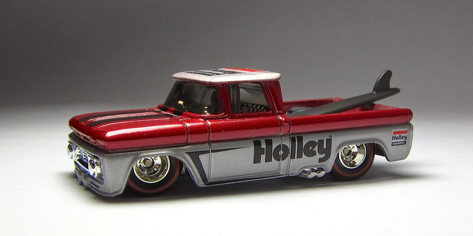 1b7db0097f Cool is Cool is Cool: Hot Wheels Slick Rides '83 Silverado & Custom ...