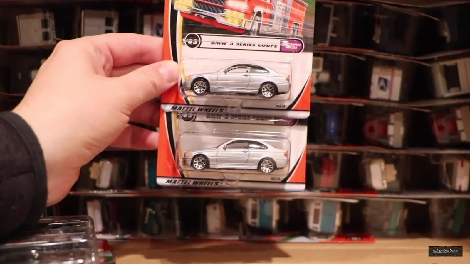 Case Report: Opening a 15-year-old Matchbox 72-count case
