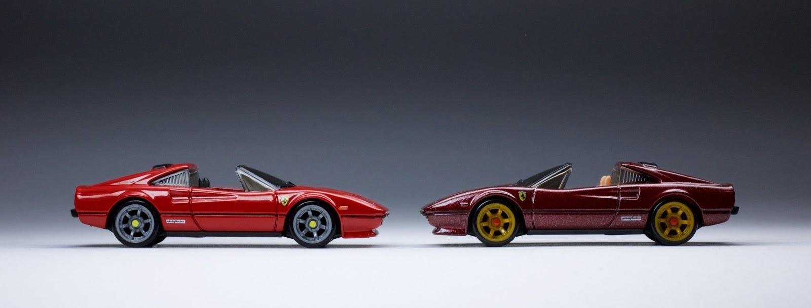 The Must Have Hot Wheels Ferraris Ferrari 308 Gts