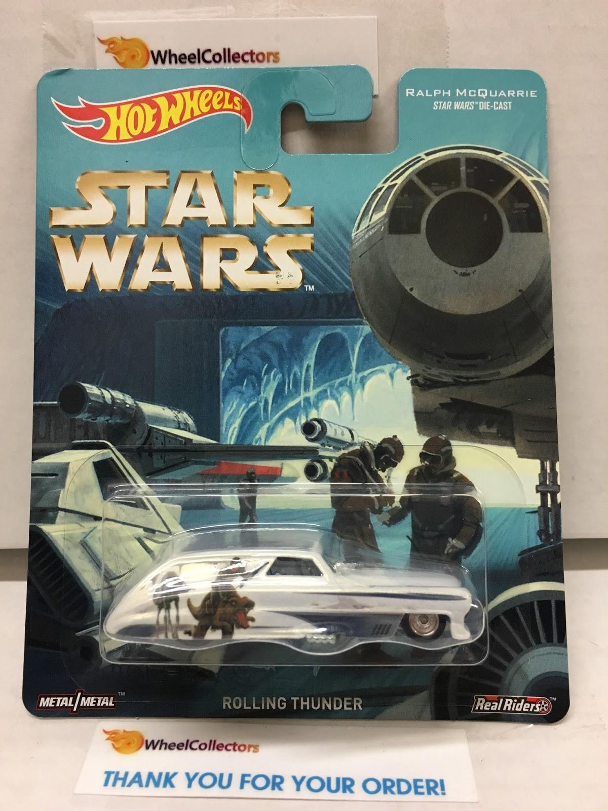 szkola-liderow.pl ROLLING THUNDER Star Wars 2016 Hot Wheels Pop ...