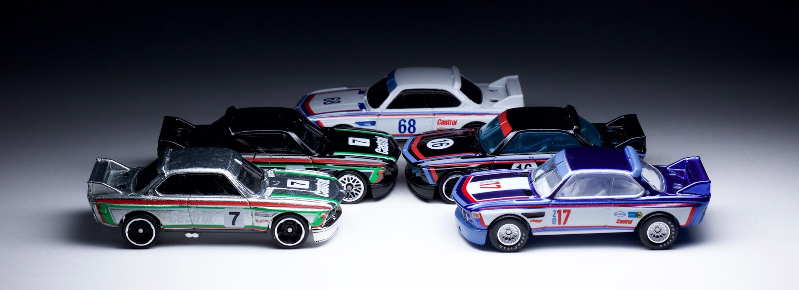 All Hot Wheels Bmw Csl Race Car Releases Ranked The