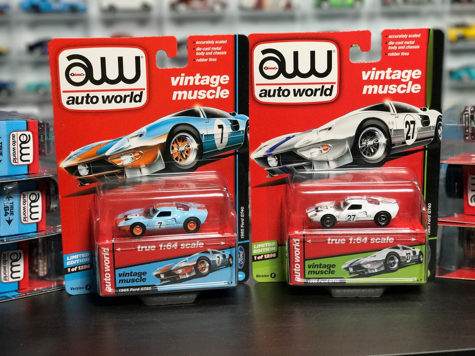 Lamley Unboxing Auto World  Versions A And B