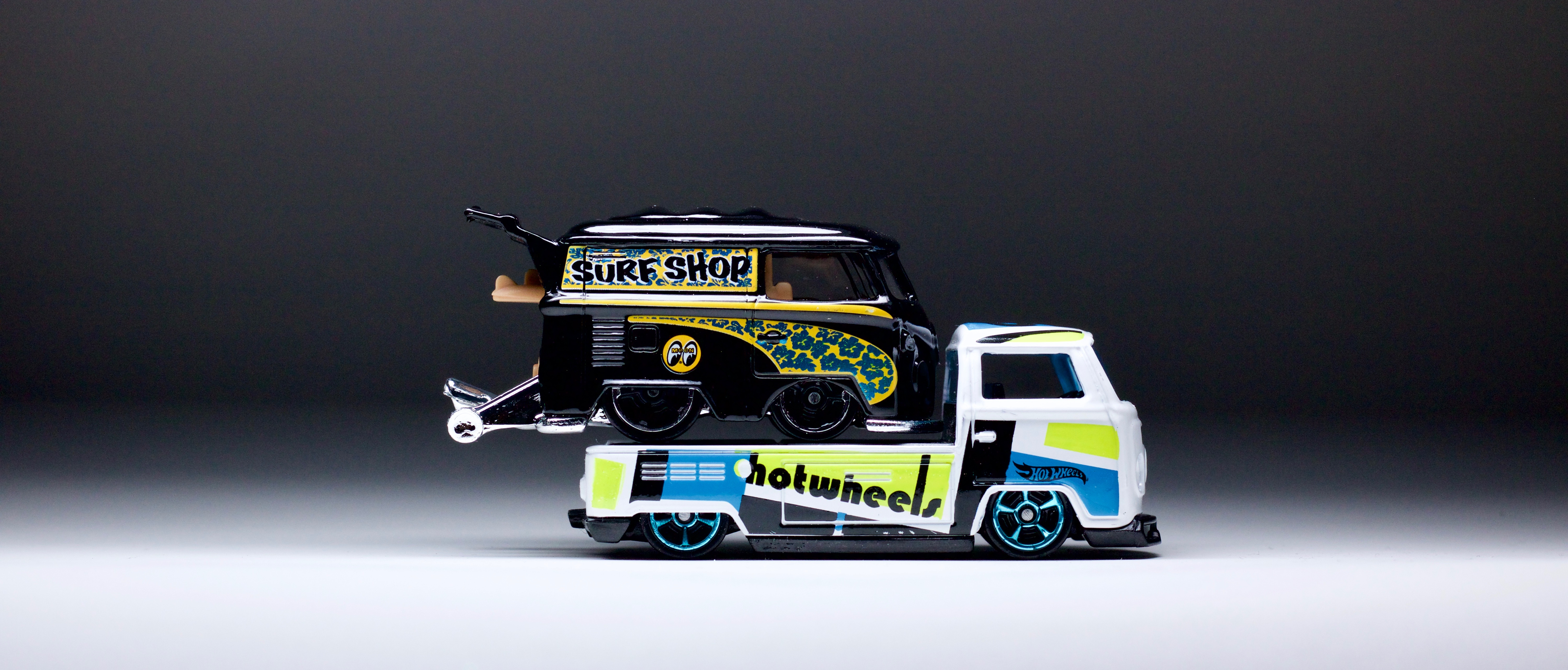 What Drag Bus? The go-to Hot Wheels VW Buses are now the ...