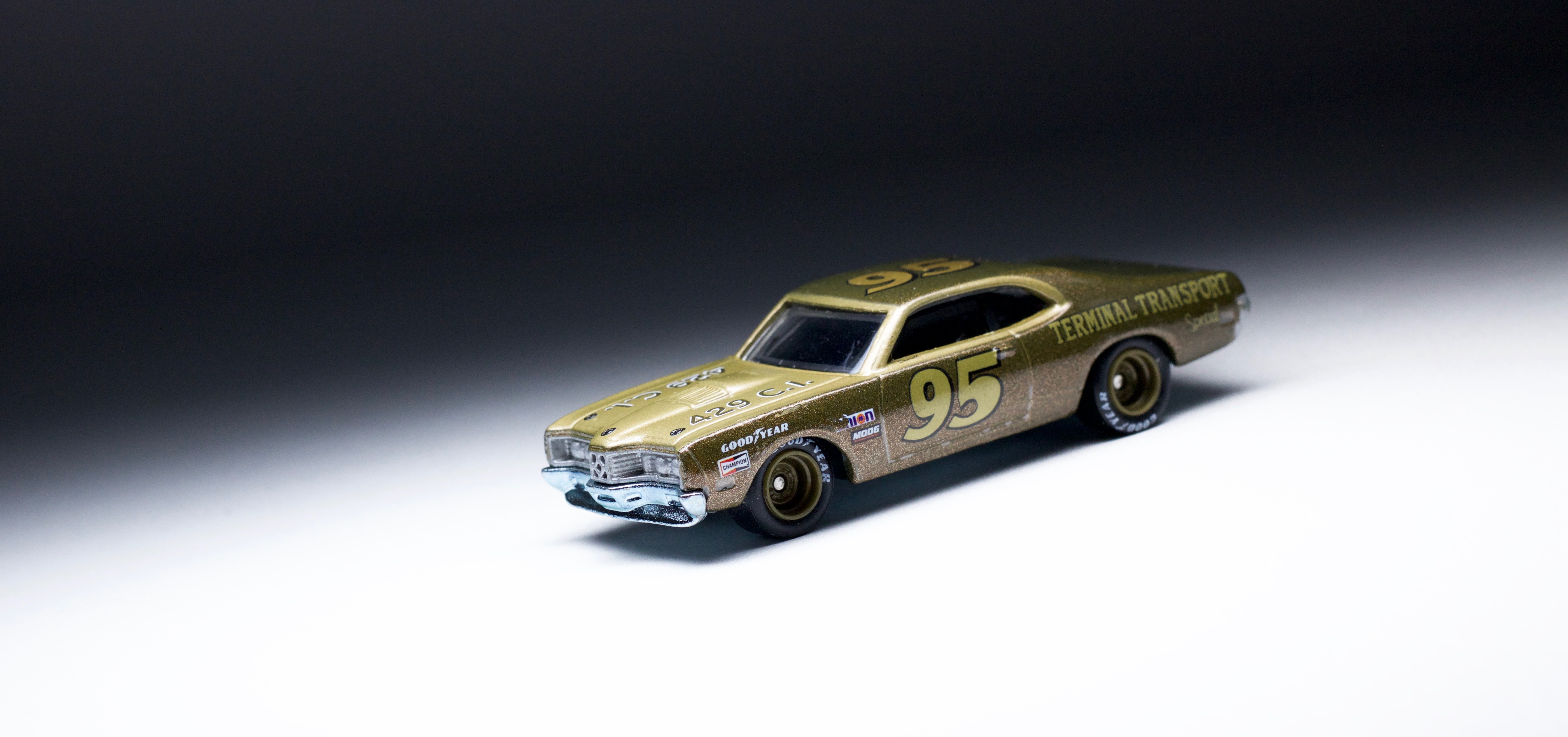 The Lamley Daily: Hot Wheels Vintage Racing Darrell Waltrip\'s ...