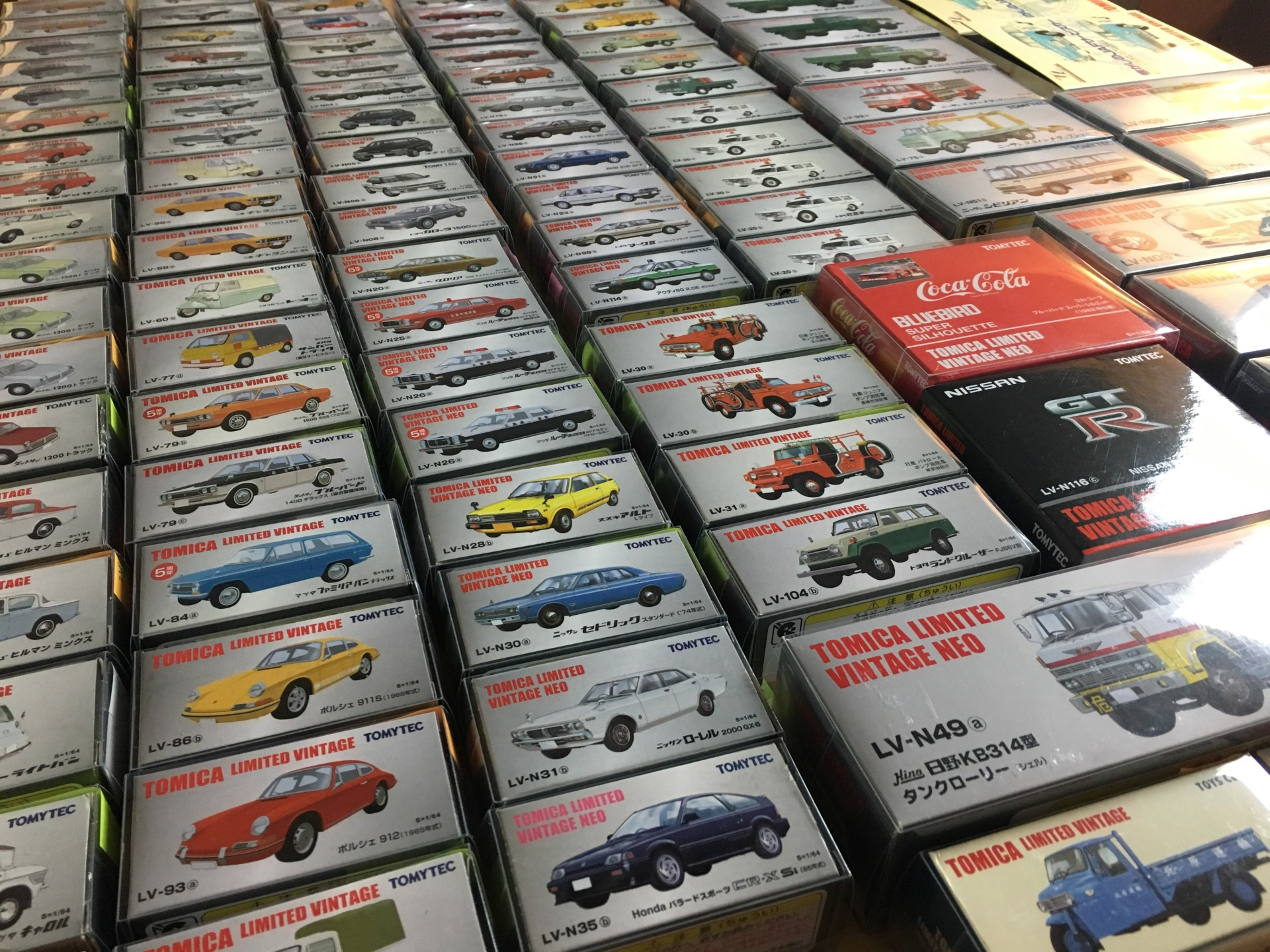 The Best Diecast Sale Of The Year The Tomica Limited Vintage Damaged Box Sale At Japan Booster Begins Tonight Thelamleygroup