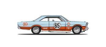 34. '65 Ford Galaxie