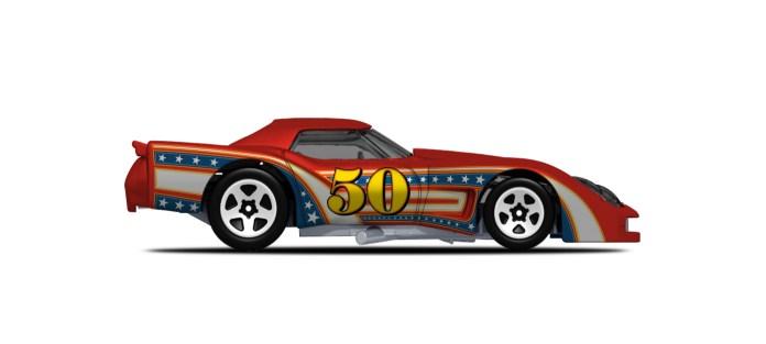 75. '76 Greenwood Corvette