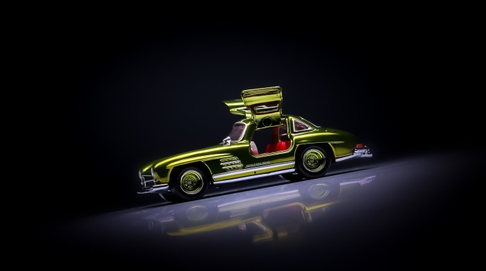 Showcase: Hot Wheels RLC Lamborghini Countach & Mercedes-Benz 300SL and the evolution of the RLC.