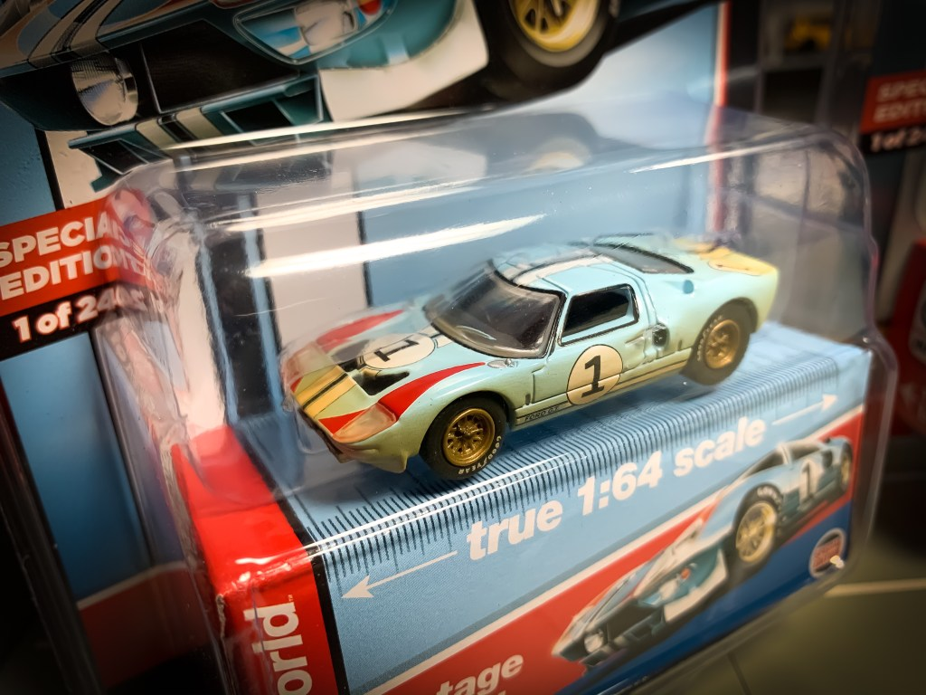 Ohhhh You Are Really Going To Like These Auto World X Mijo Exclusives Ford V Ferrari Inspired Dirty Ford Gt40s Lamleygroup