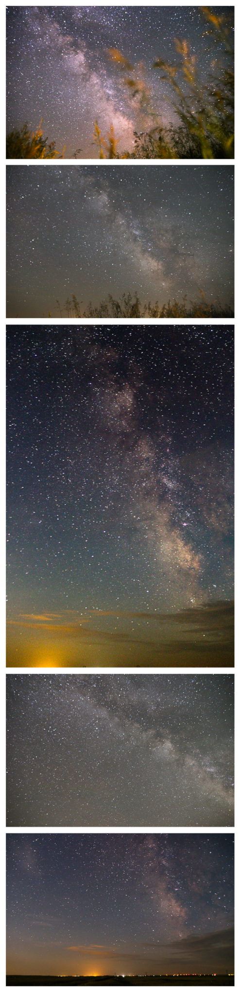 Milky Way Pinterest