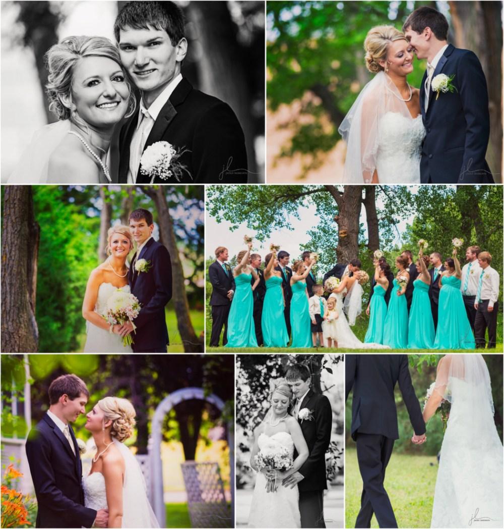 Larson Wedding 1