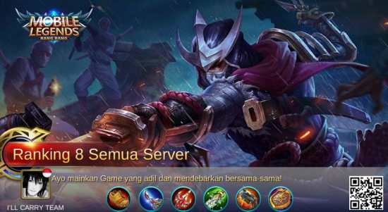 hayabusa mobile legend