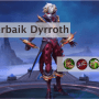 Build Terbaik Dyrroth Untuk Solo Lane