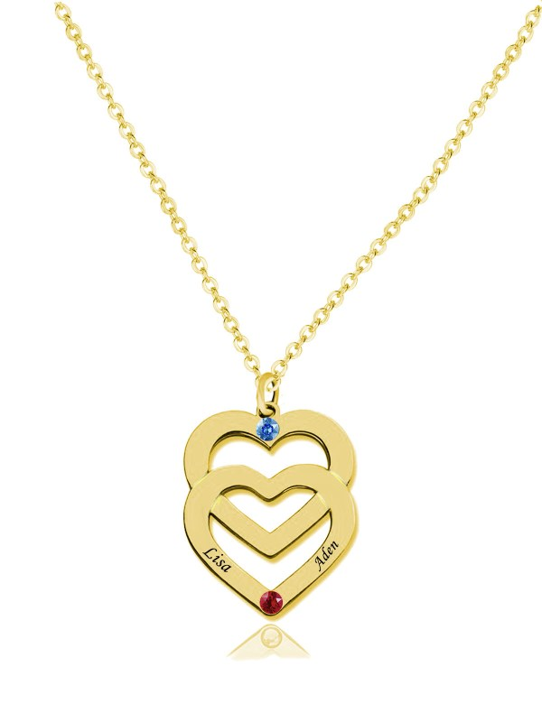 personalized-verticle-heart-necklace-18k-gold-sterling-silver