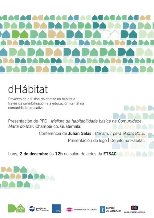 Presentación del Proyecto DHábitat