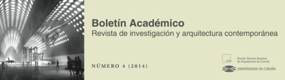 Boletín Académico de la ETSAC