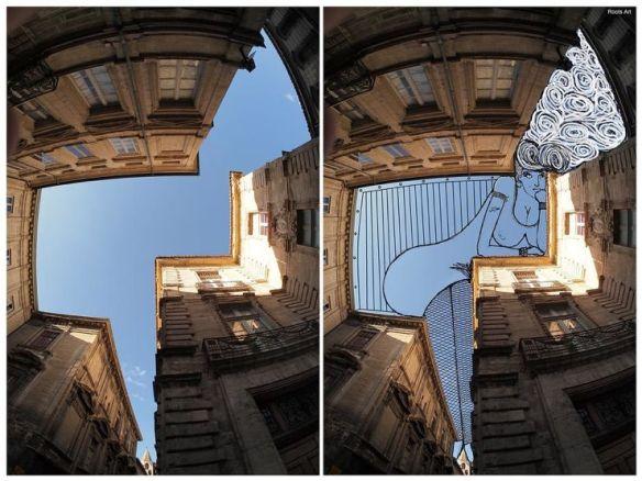 Las ilustraciones de Lamadieu Thomas
