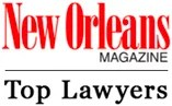 New Orleans Magazine top Lawyers