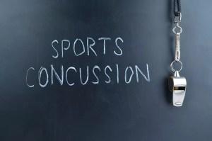 Concussions in child athletes