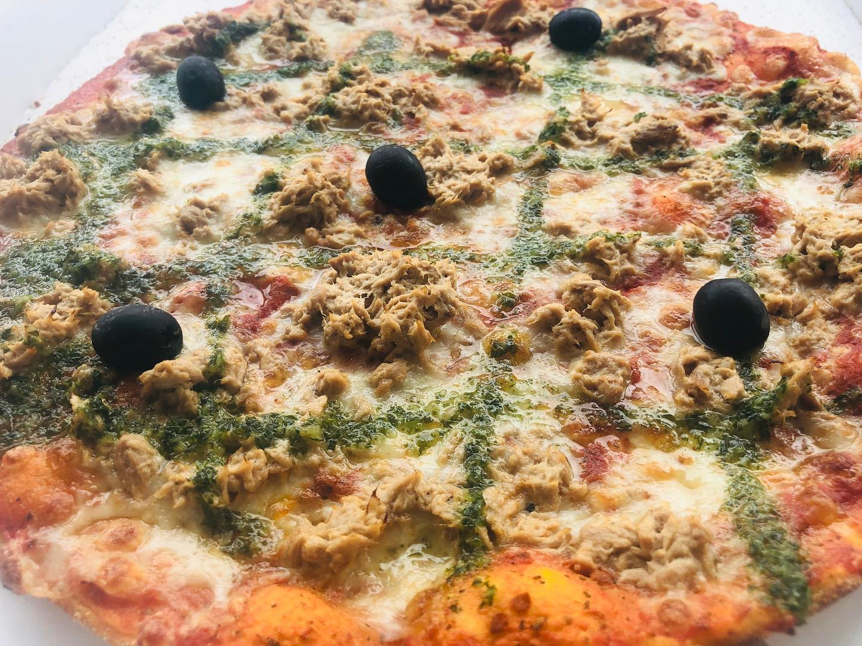 Pizza Thonière