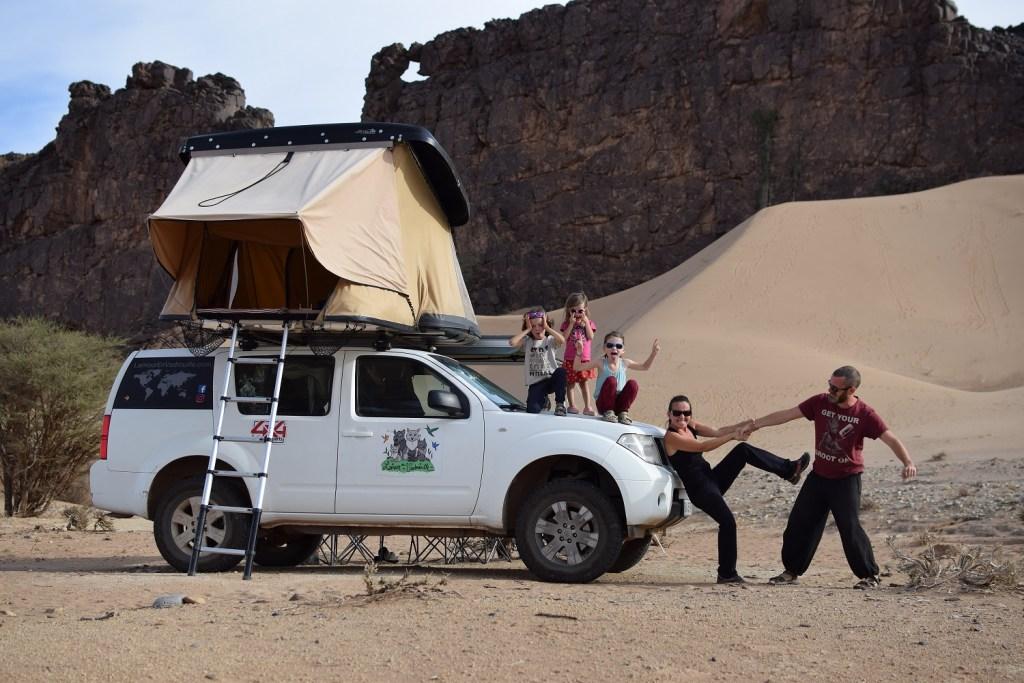 A la découverte du désert