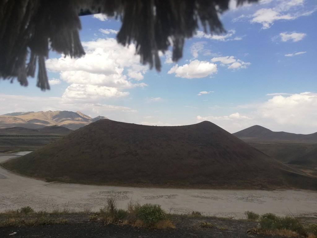Anatolie centrale meke krater gölü