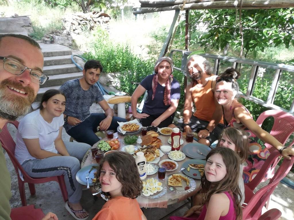 Rencontre et nature dans le nord de la Turquie