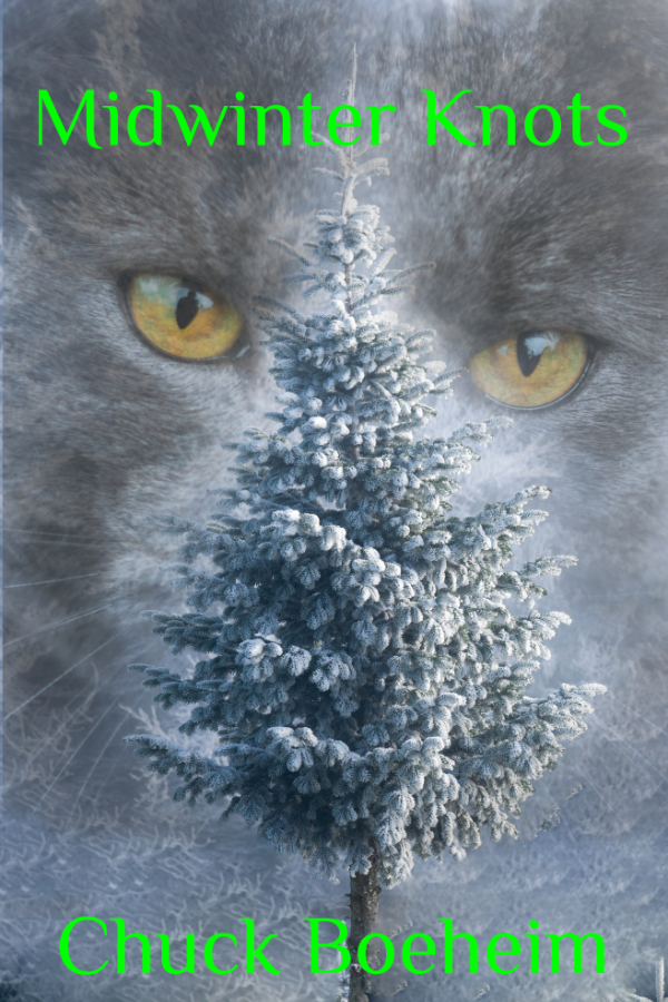 Midwinter Knots - Holidays and chaos from a cat's point of view in this short story from the world of Knots.