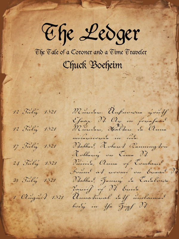 The Ledger - A short story of a time traveler and a Coroner with a dilemma.