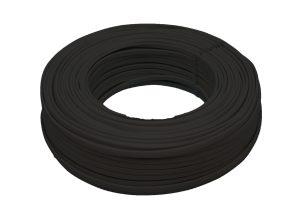 100 metros manguera plana negra