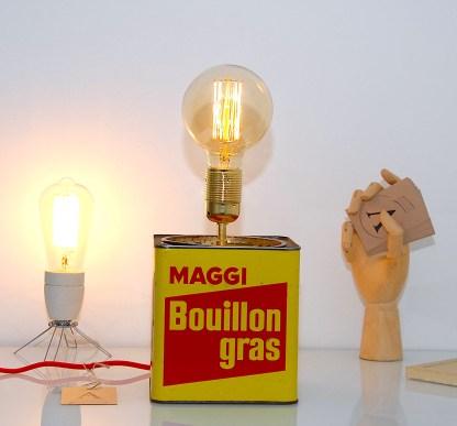 Lampe LAMPDA boite Maggi L