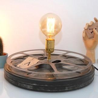 Lampe LAMPDA bobine cinéma